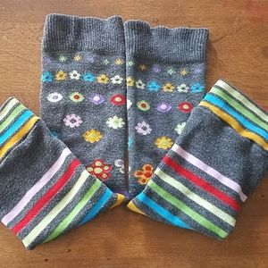 Leg warmers - length 14 inches